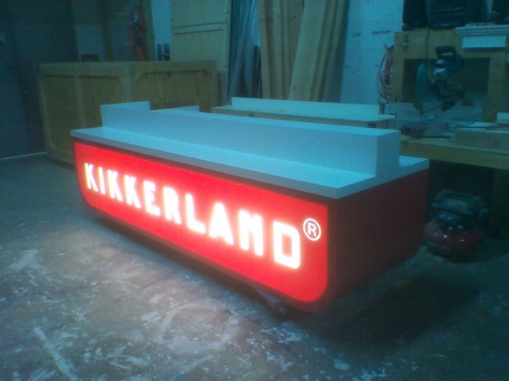 Kikkerland Trade Show Counters