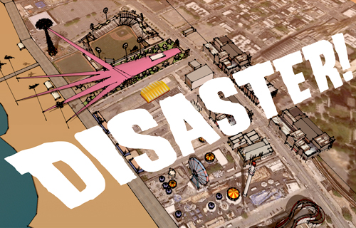 Disaster! – Event Plan