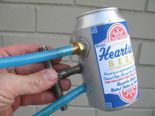 The Heart, She Holler – Blood-Spraying Beer Cans