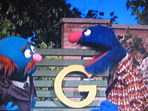 Letters and Numbers for Sesame Street