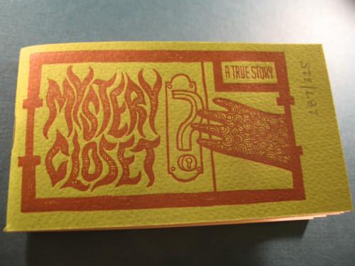 Mystery Closet – Comic Book
