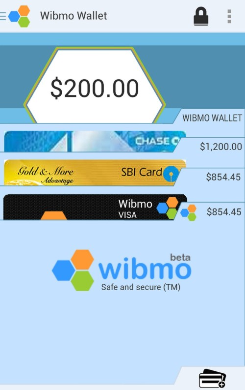 enStage Mobile Banking App – Wireframes