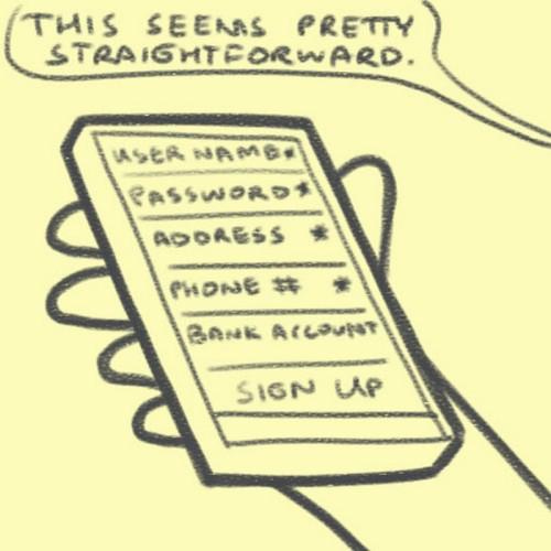enStage Mobile Banking App – Storyboard